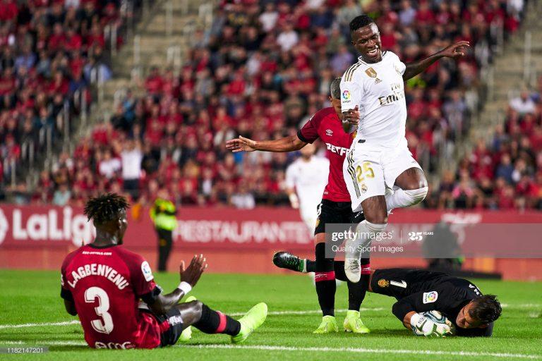 El Madrid palma en Mallorca